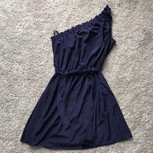 Flirty One Shoulder Dress